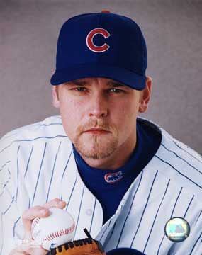 Kerry Wood is a huge building block for the Cubs