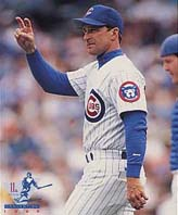 Cubs 1998 manager Jim Wriggleman