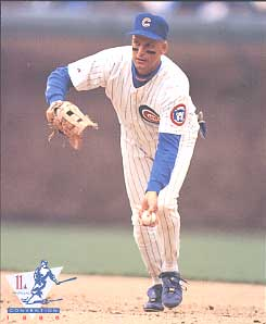 Mark Grace Played 1st Base for the Cubs