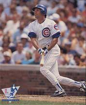 A picture of Ryne Sandberg I got at a Cubs convention