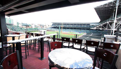 The Cubdom Wrigley Field Rooftop Directory The Cubs