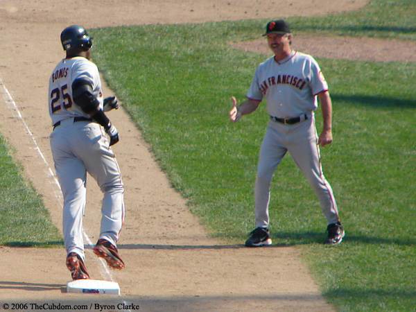 Gene Glynn and Barry Bonds