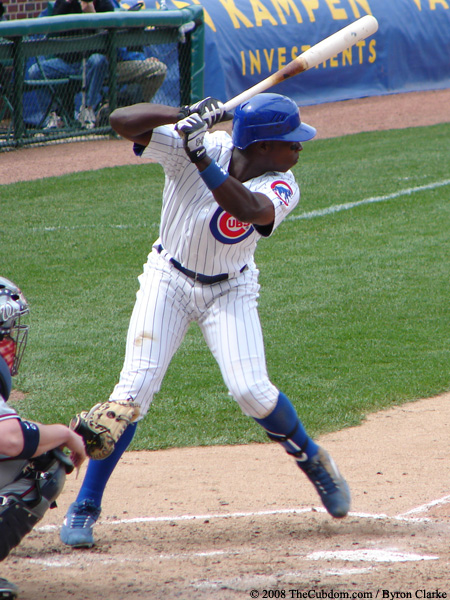Alfonso Soriano is Patient