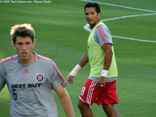 Diego Gutierrez and Brandon Prideaux