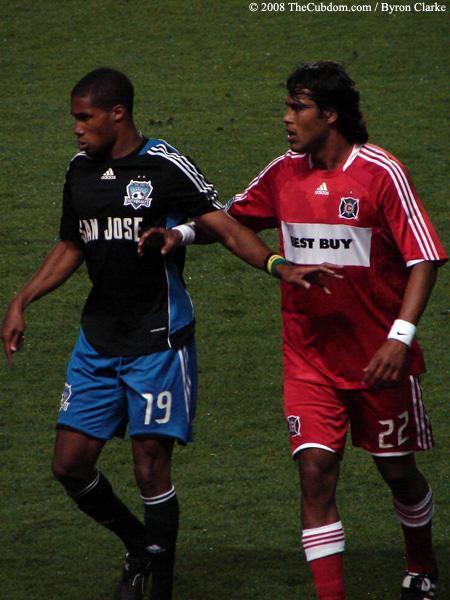 Wilman Conde and Ryan Johnson