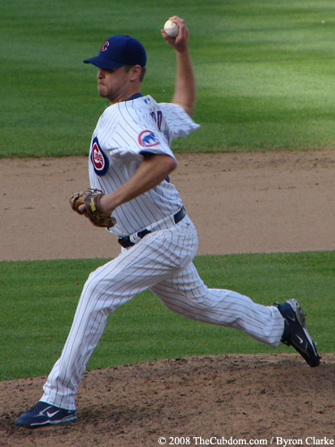 Kerry Wood, Cubs pitcher
