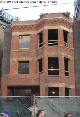 Ivy League Baseball Club under construction