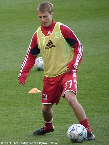 Chris Rolfe